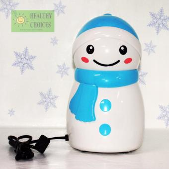 Partners Snowman Nebulizer (Light Blue) Price Philippines