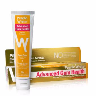 Pearlie White Advanced Gum Health Toothpaste 130gm