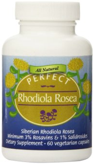 Perfect Rhodiola Rosea Freeze Dried 100% Wild-crafted Siberian Rhodiola Rosea Root 60 Vegtable Price Philippines