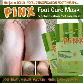 Pinx Foot Care Exfoliating Mask ( 1 Pair )