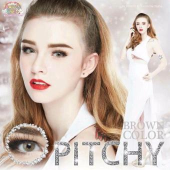 Pitchy Brown by Sweety Plus