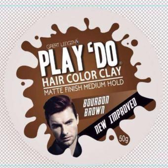 Play 'Do Hair Color Clay Bourbon Brown ( New Improved ) Price Philippines