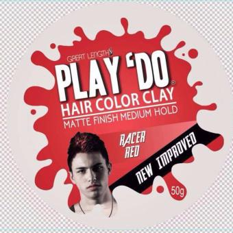 Play 'Do Hair Color Clay Racer Red ( New Improved ) Price Philippines