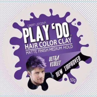 Play 'Do Hair Color Clay Ultra Violet ( New Improved ) Price Philippines