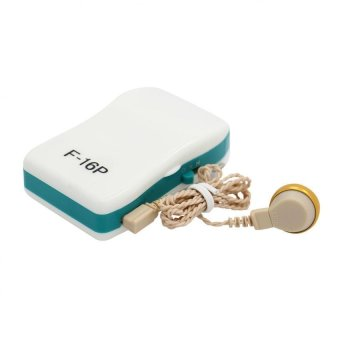 Pocket Hearing Aid Axon F-16P (White) - INTL Price Philippines