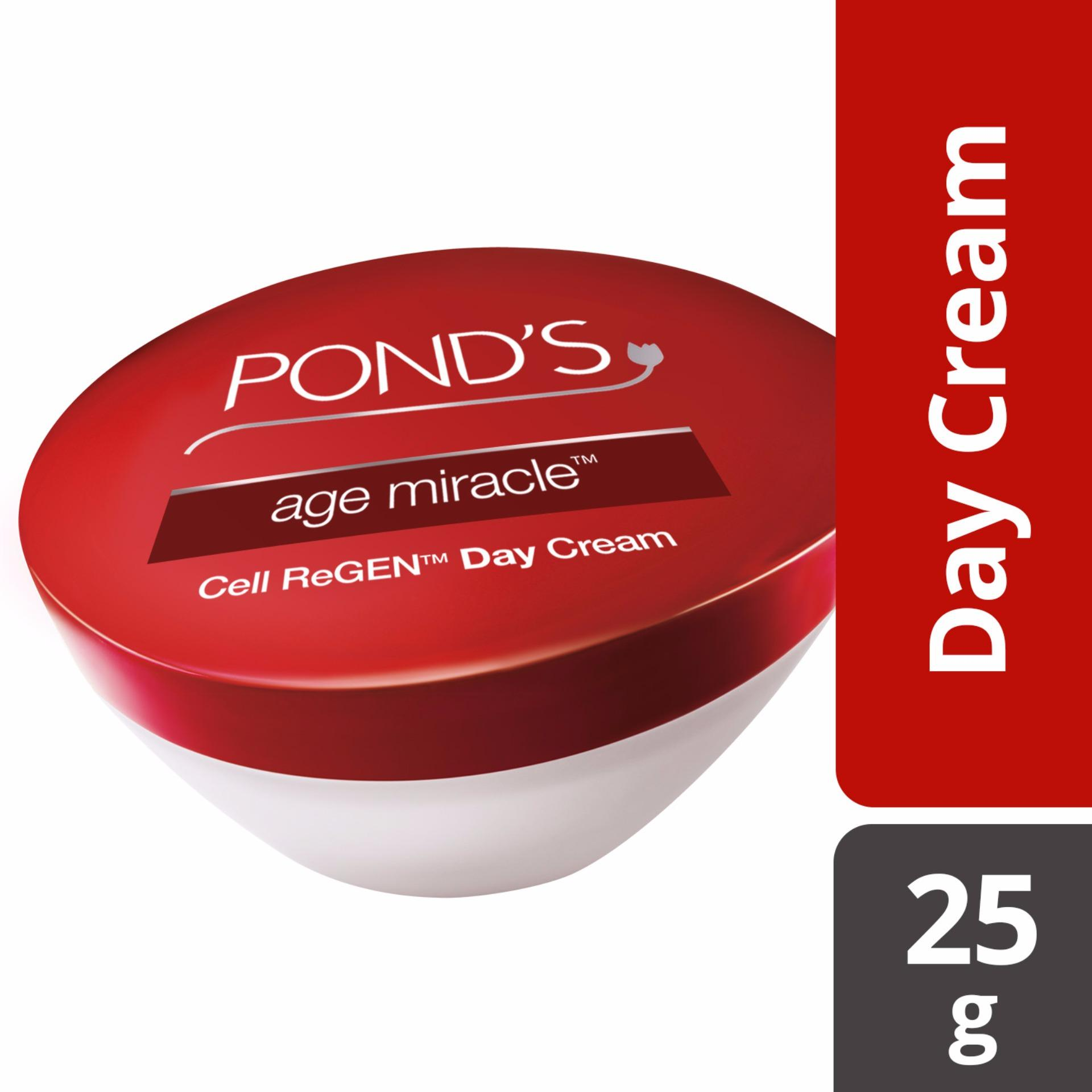Philippines Ponds Age Miracle Day Cream 25g The Best Cheap
