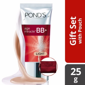 Pond's Age Miracle BB Cream Light 25g Travel Kit