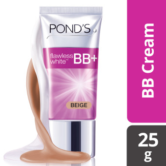 POND'S FLAWLESS WHITE BB CREAM BEIGE 25G