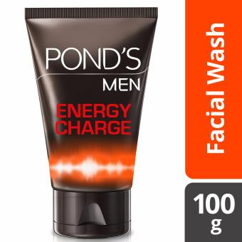POND'S MEN FACIAL WASH ENERGY CHARGE 100G