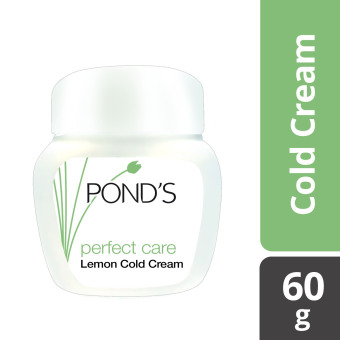 POND'S PERFECT CARE COLD CREAM LEMON 60G