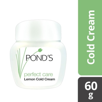 PONDS PERFECT CARE COLD CREAM LEMON 60ml.