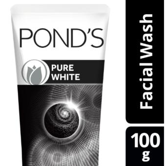 POND'S PURE WHITE FACIAL WASH DEEP CLEANSING 100G