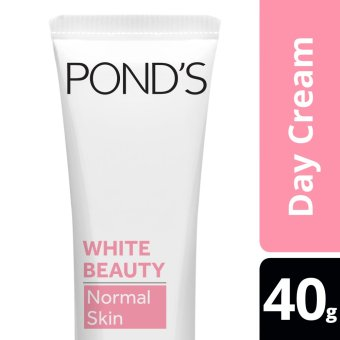 POND'S WHITE BEAUTY DAY CREAM FOR NORMAL SKIN 40G .
