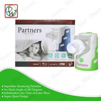 Portable Nebulizer HTC-198 Partners Portable Mesh Nebulizer (Green) Price Philippines