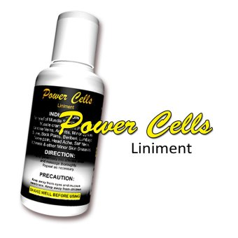 Power Cells Liniment