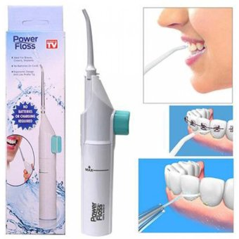 Power Floss Dental Cleaning Kit