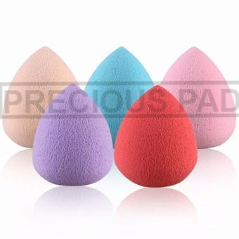 Precious Pad Beauty Blender Makeup Sponge Applicator (Violet) - 2
