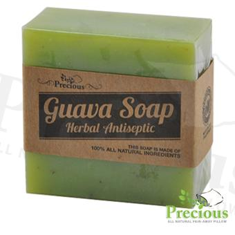 Precious Pad Nature's Guava Spa Soap Herbal - Antiseptic Soap