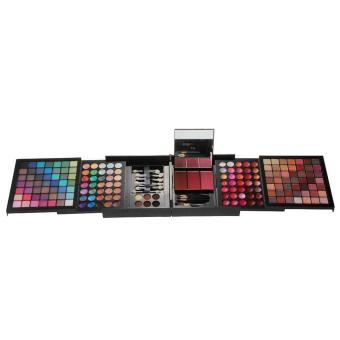 Pro 177 Color Eyeshadow Palette Blush Lip Gloss Beauty Makeup Cosmetic Set Kit