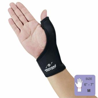 PROCARE PROTECT #3106 Thumb Support with Pliable Metal Splint SIZE(MEDIUM)