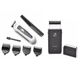 Professional Electric Hair Clipper Rechargeable Child Baby ShaverTrimmer With Shengfa RSCW-2055 Rechargeable Shaver for