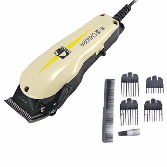 Professional Razor Electric Hair Trimmer Clipper with Comb Guides#0124