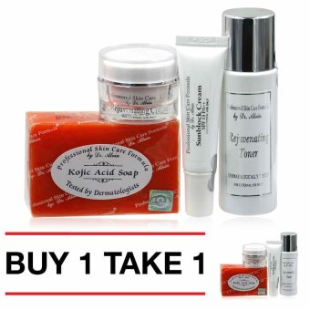 Professional Skin Care Formula by Dr. Alvin Rejuvenating Set BUY 1TAKE 1