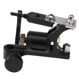 Professional Strong Rotary Motor Lightweight Liner Shader Coloring Tattoo Machine - intl