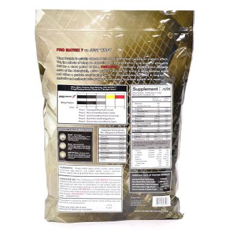 ProMatrix 7 Multiple Source Protein 5lbs (Strawberry) - 2