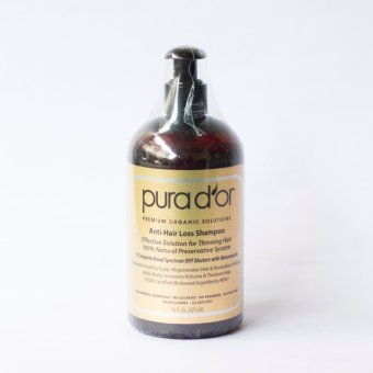 Pura d'or Anti-Hair Loss Shampoo for Thinning Hair Price Philippines