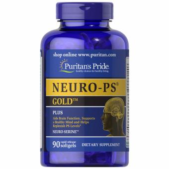 Puritan's Pride Neuro PS Gold 90 softgels Set of 1 Bottle