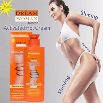 QF Dream Woman Slimming Cream Fat and Cellulite Burner