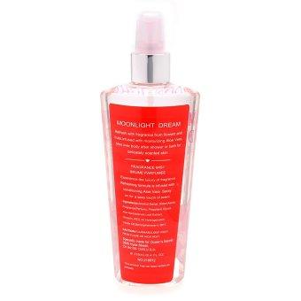 Queen's Secret Moonlight Dream Fragrance Mist for Women 250ml with Queen's Secret Pink Chiffon Fine Fragrance Mist for Women 236ml Bundle - picture 2