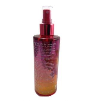 Queen's Secret Pure Seduction Body Mist for Women 250ml with Queen's Secret Pink Chiffon Fine Fragrance Mist for Women 236ml Bundle - picture 2