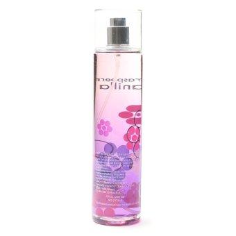 Queen's Secret Raspberry Vanilla Fine Fragrance Mist for Women 236ml with Queen's Secret Pink Chiffon Fine Fragrance Mist for Women 236ml Bundle - picture 2