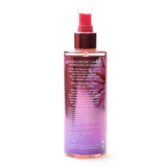 Queen's Secret Ravishing Love Body Mist for Women 250ml with Queen's Secret Pink Chiffon Fine Fragrance Mist for Women 236ml Bundle - picture 2