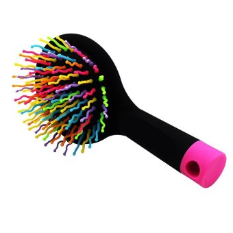 Rainbow Volume S Brush Hair Curl