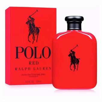 Ralph Lauren Polo Red Eau De Toilette For Men 125ml Price Philippines
