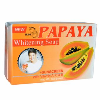 RDL Papaya Whitening Soap 135g