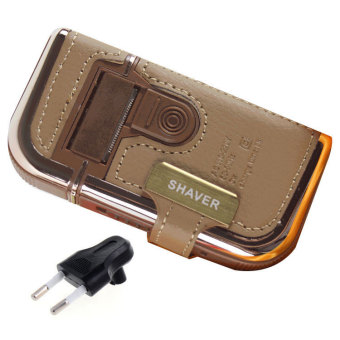 Rechargeable Electric Brown Shaver