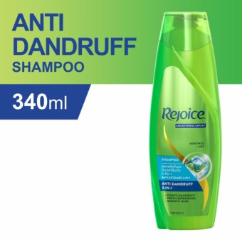 Rejoice Anti-Dandruff 3-in-1 Shampoo 340ml