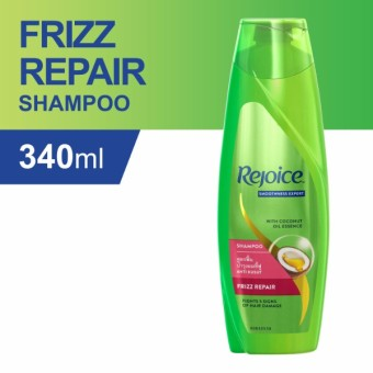 Rejoice Frizz Repair Shampoo 340ml