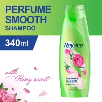 Rejoice Perfume Smooth Shampoo 340ml