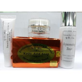 Rejuvenating Set by Dr. Alvin Price Philippines