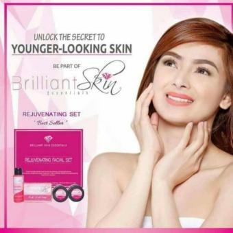 Rejuvenating Set Kit by Brilliant Skin Essentials