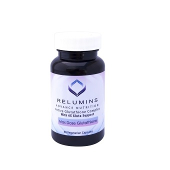 Relumins Advance Nutrition Active Glutathione Complex CapsulesBottle of 60 Price Philippines