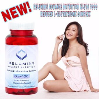 RELUMINS ADVANCED NUTRITION GLUTA 1000mg Price Philippines