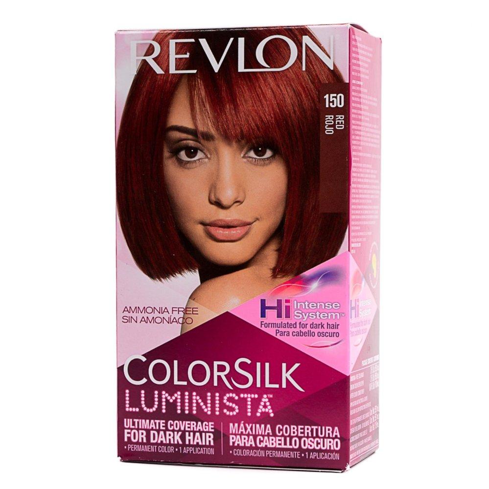 Philippines Revlon Colorsilk Luminista Hair Color Red Cheap
