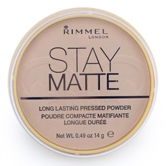 Rimmel London Stay Matte Pressed Powder 14g (Sandstorm 04) Price Philippines