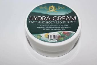 RJ Skin Care Hydra Cream Face and Body Moisturizer 100g